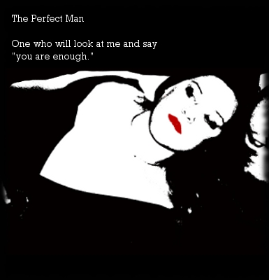The Perfect Man Poem