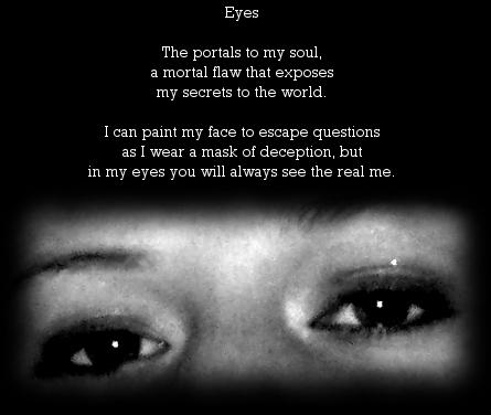 Eyes poem