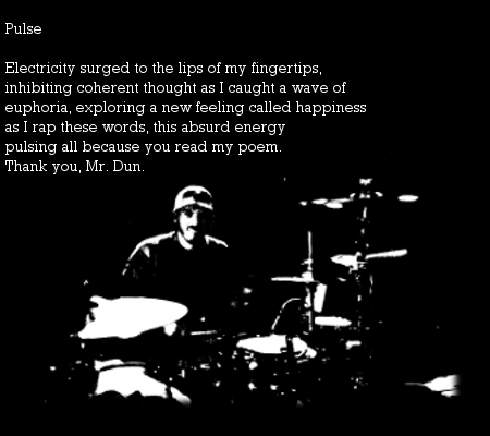 Pulse poem