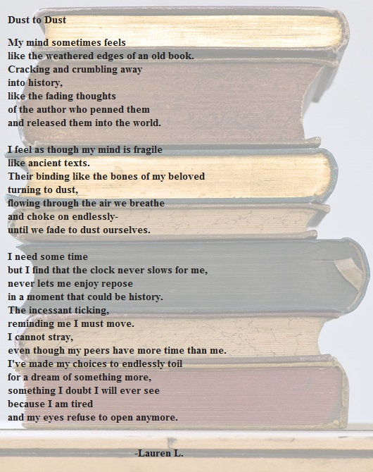 dust to dust poem